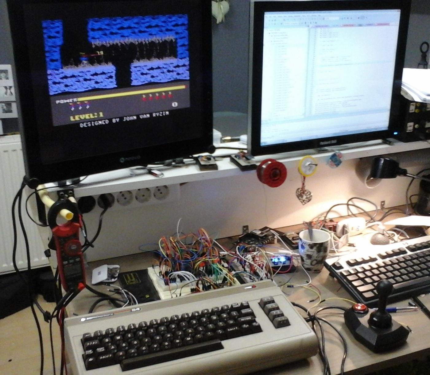 C64 TMTNET nic